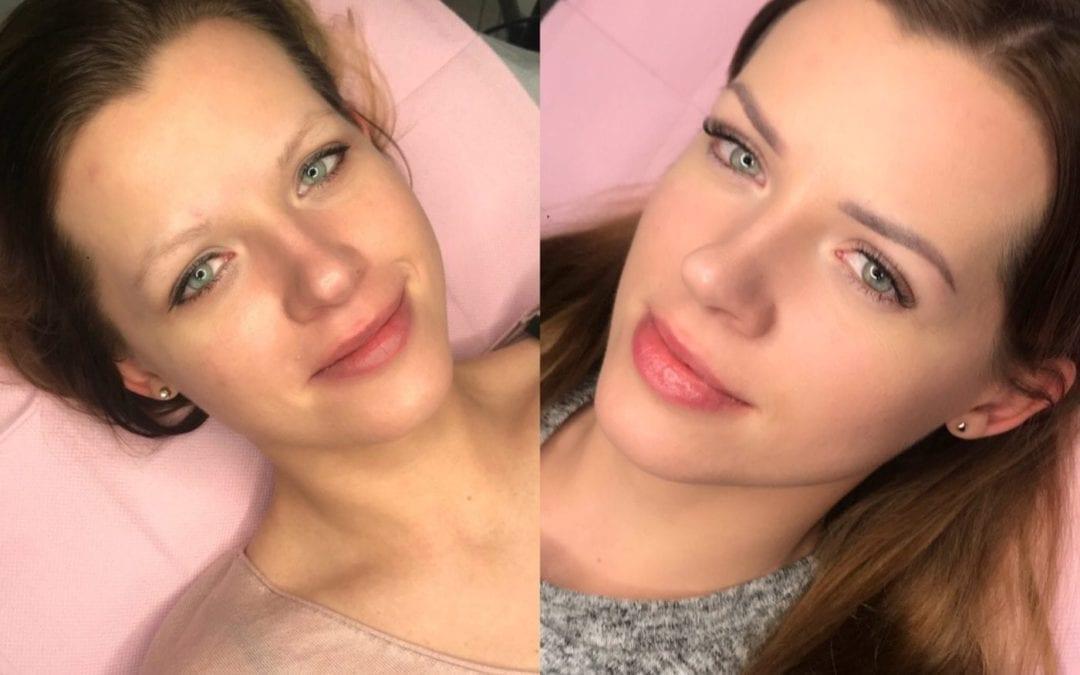 Pielęgnacja po zabiegu pigmentacji brwi